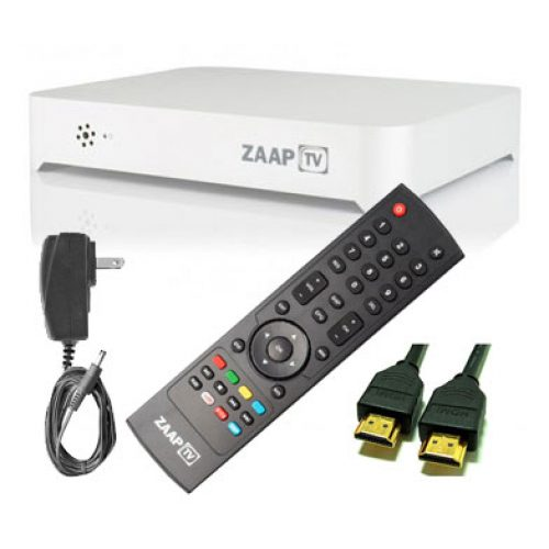 NEW & USED ZAAPTV DEVICES