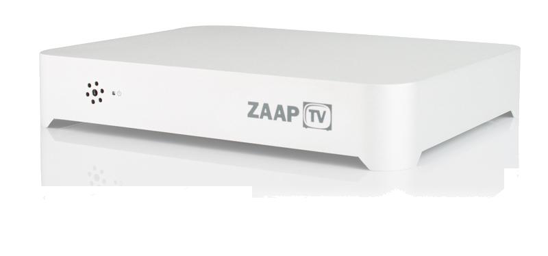 Zaaptv 3quarter view