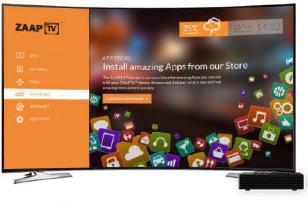ZAAPTV HD609 Latest Android Model